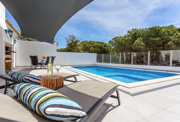 Dunas Douradas Luxury Villa Heated pool Near beach
