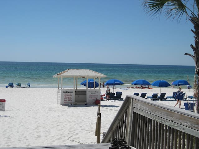 April/May Specials-Beachfront Condo - Panama City Beach - Wohnung