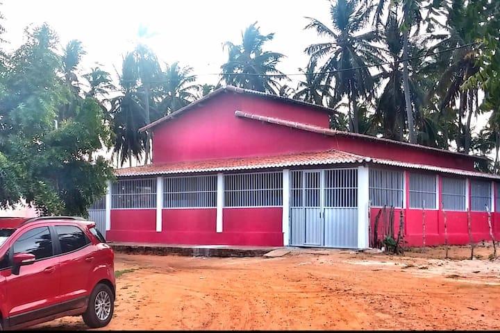 Casa em  São José de Touros, 5 minutos da praia - Touros - Casa