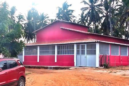 Casa em  São José de Touros, 5 minutos da praia - 托鲁斯(Touros) - 独立屋