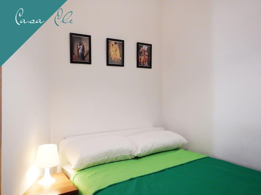 Camera da letto - visuale 1