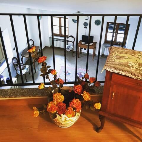 """La casa di Gina - Appartamento 4 """"amaretto"""""""