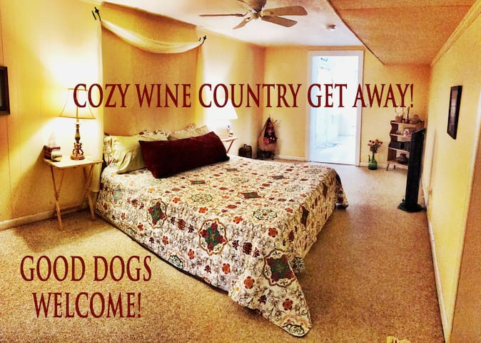 Wine Country Escape/UVA Graduation Weekend! - Crozet - Apartment