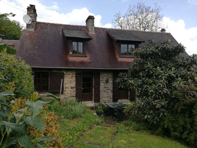 Chambre d'hôte en Suisse Normande