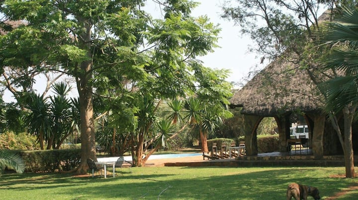 Village Rest lodge (urban peaceful paradise)