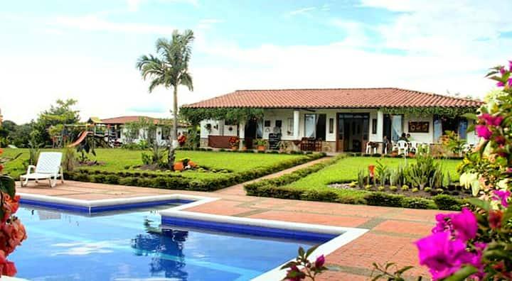Casa Campestre Aures