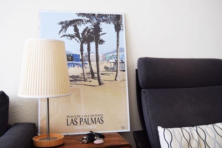 Tu casa en Gran Canaria.