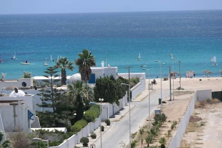 Amazing sea view apartment in Nabeul (vue de mer)