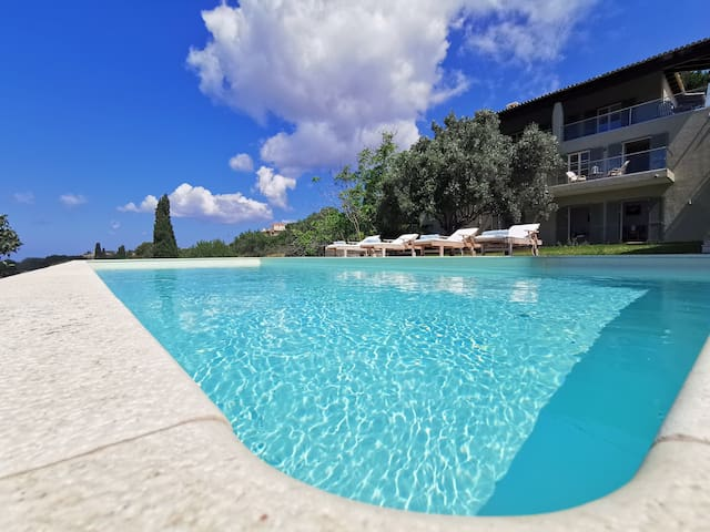 The pool is waiting for you!