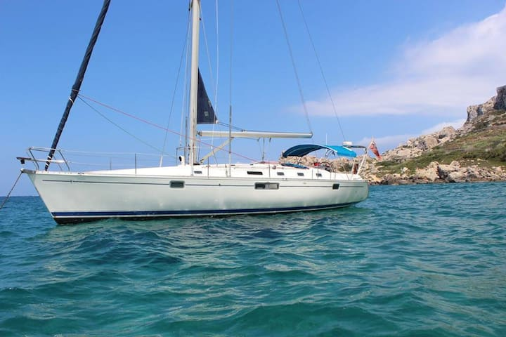 Book a stay on a GOZO's popular floating B&B