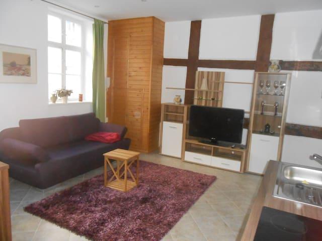 FW in Fachwerkhaus in der Altstadt - Brandenburg an der Havel - Apartment