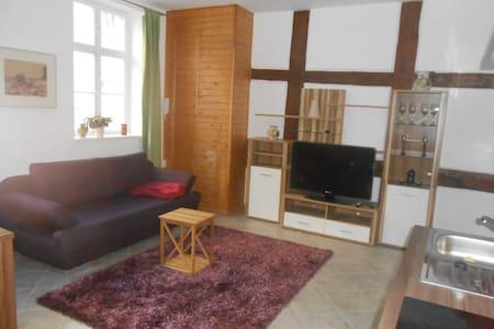 FW in Fachwerkhaus in der Altstadt - Brandenburg an der Havel
