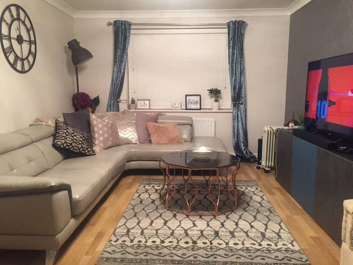 Double room - shared home