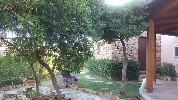 NEW! Cottage with 'nuraghe' surrounded by nature