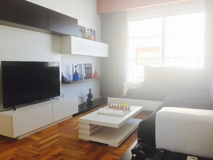 Room available in flat - Belgrano R