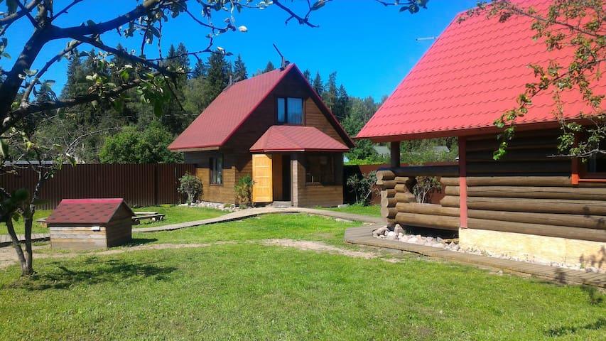 Гостевой дом на Родниковой