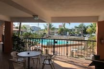 Comfort  Apt.in Hotel 2 beds Clearwater beach #016