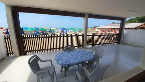 Amazing Beachfront - Casa na Praia Xaréu
