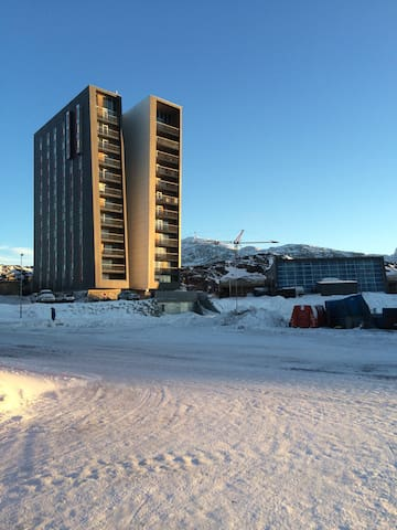 Appartment close to central Nuuk - Nuuk - Byt