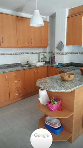 Apartamento muy acogedor a orilla de playa - El Grau de Moncofa - Flat