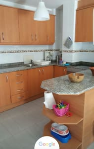 Apartamento muy acogedor a orilla de playa - El Grau de Moncofa - Lägenhet