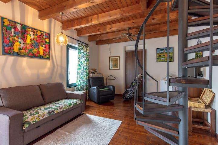"""Casa Marzia """"Tiny""""  Lago di Garda - Desenzano del Garda - Huis"""