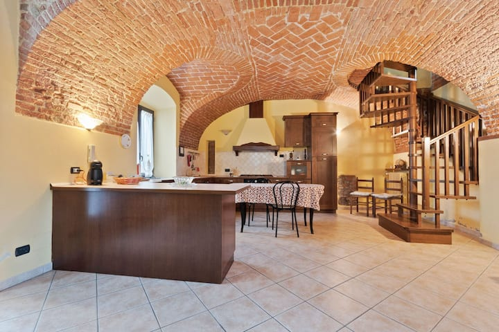 Elegant Apartment in Frazione Sessant with Heating