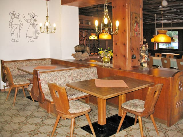 Apartment Gasthof Neuginzling for 16 persons