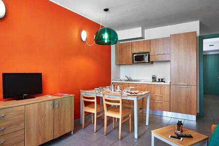 Appartamento nel Villaggio Olimpico di Sestriere