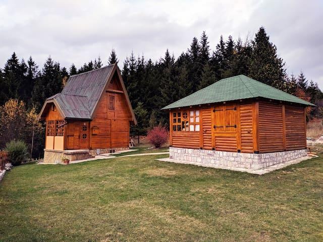 Mountain house DRAGA, Mitrovac, Tara mountain
