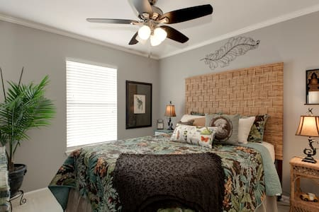 Three Room Suite 5 Mins to Beach - Fernandina Beach - Huis