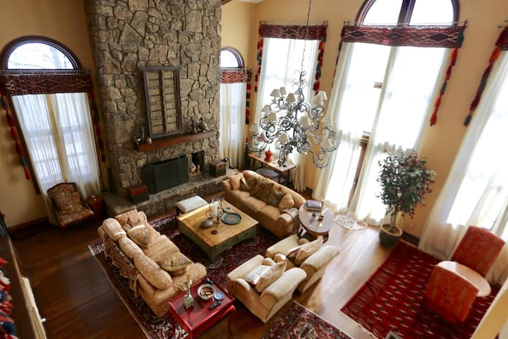 Beautifully Decorated~Mountain view