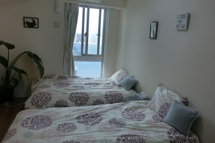Good location!HOMESTAY @ near DFS - 那覇市 - Lejlighed