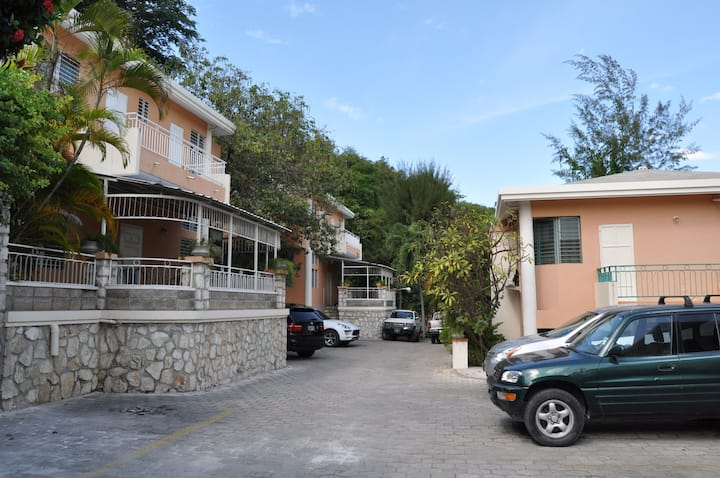 Quiet and Secure Townhouse Complex C