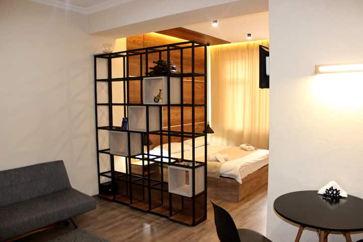 ❁cozy STUDIO in the city center of Kutaisi ❁