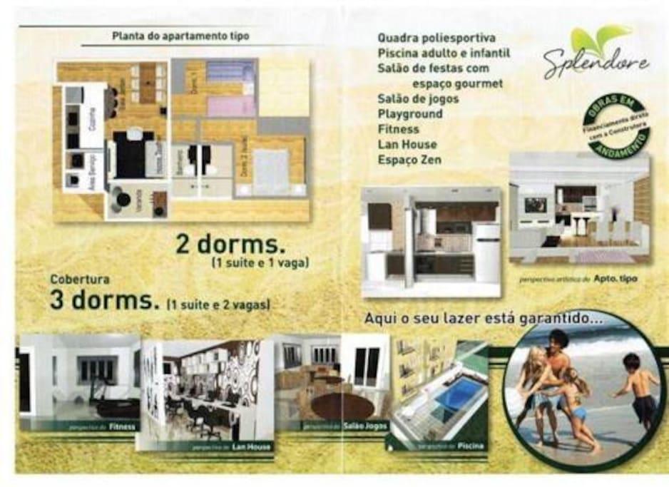 Estrutura do Condomínio