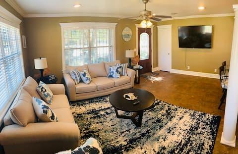 Spacious home w/ Game Room near beaches & Casinos!