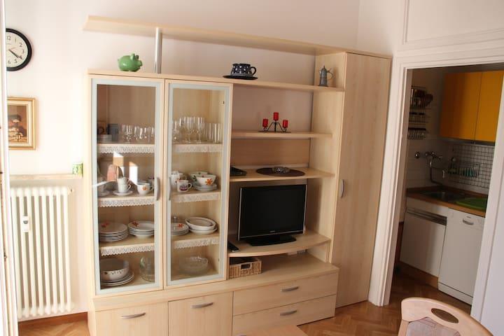 Centralissimo grazioso ristrutturato bilocale - Μπολτσάνο - Διαμέρισμα