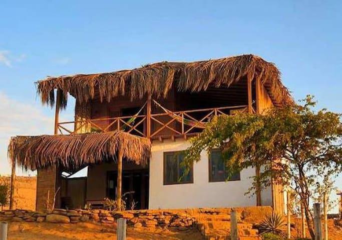 Casa VistaMar Punta Veleros - Los Órganos - Piura