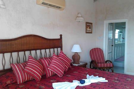 3 bedroom villa /en suite bedrooms, WIFI ,pool,A/C - Checker Hall