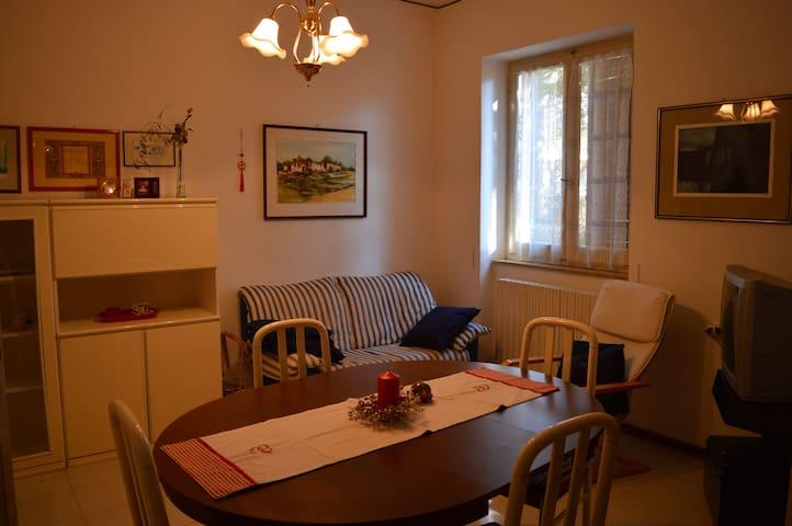 Appartamento a due passi dal centro - Urbania - Leilighet