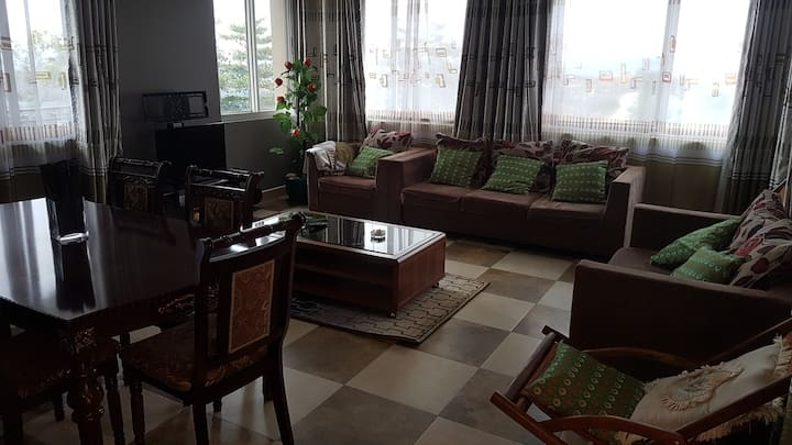 3 Bedroom Beautifully Furnished Apartment.