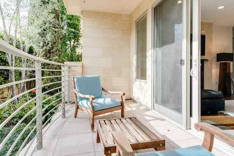 Monthly Rental in Beverly Hills, Close to Everything