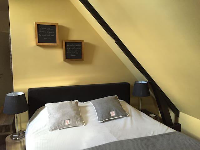 Mooi appartement met dakterras, hartje centrum! - Leeuwarden - Daire