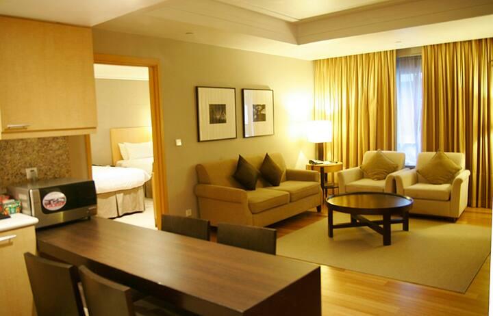 One Bedroom Apartment Tanjong Pagar Near CBD