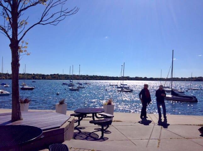Lake Harriet Coastal Retreat for Super Bowl
