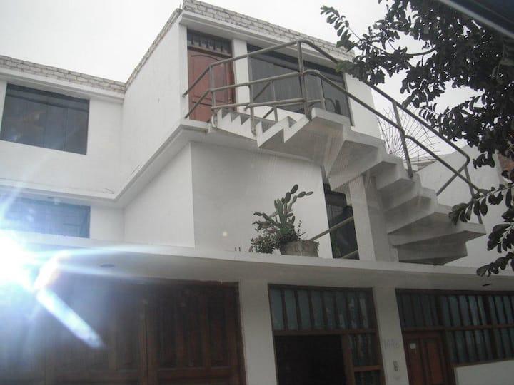 Private Room & Bath, Large Peruvian House