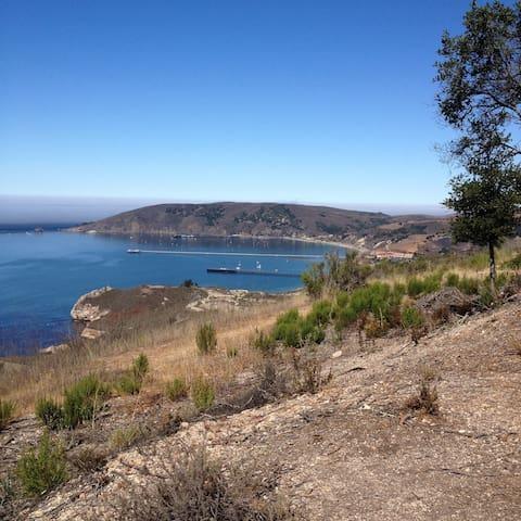 View from Ontario Ridge Hike