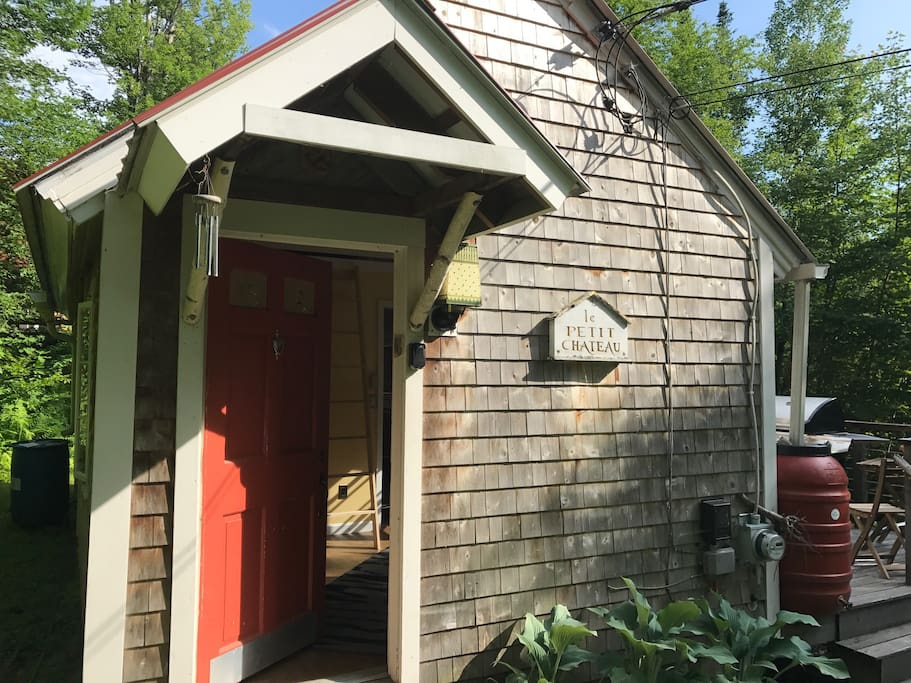 quiet charming cabin in jackson chalets for rent in