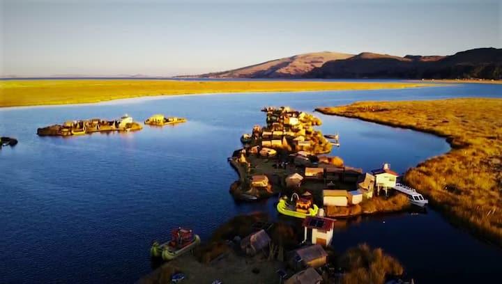 Ecoturismo Titicaca Puno